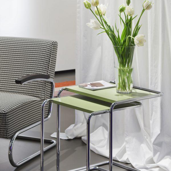 leunstoel s 411 thonet interieurhof alkmaar. Black Bedroom Furniture Sets. Home Design Ideas